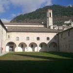 I luoghi del Festival – Il Convento di San Francesco a Gubbio