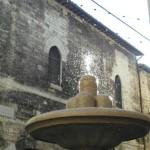 La fontana portafortuna