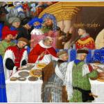 La tavola medievale