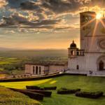 Assisi, le creature di luce