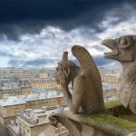 I gargoiles di Notre Dame