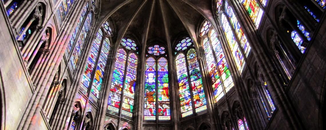 Le vetrate di Saint Denis