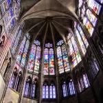 Saint Denis, prima, meravigliosa cattedrale gotica