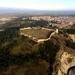 La fortezza di Lucera