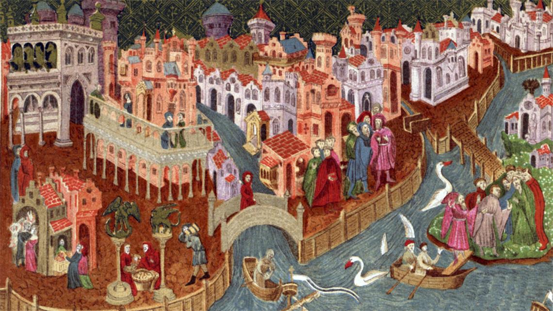 venezia-medioevo