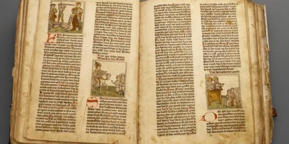 Incunaboli - Legenda Aurea di Günther Zainer, Augsburg 1472