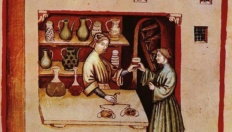 Ufficio Esercitato Dai Notai Nel Medioevo : Invenzioni festival del medioevo