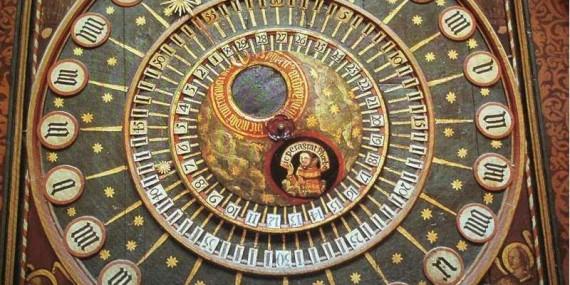 Orologio cattedrale di Wells