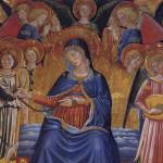 Montefalco, la Madonna della Cintola