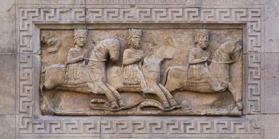 I re magi tra fede e leggenda festival del medioevo - Cosa portano i re magi ...