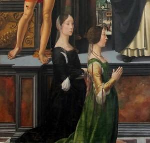 Ghirlandaio Pala di San Vincenzo