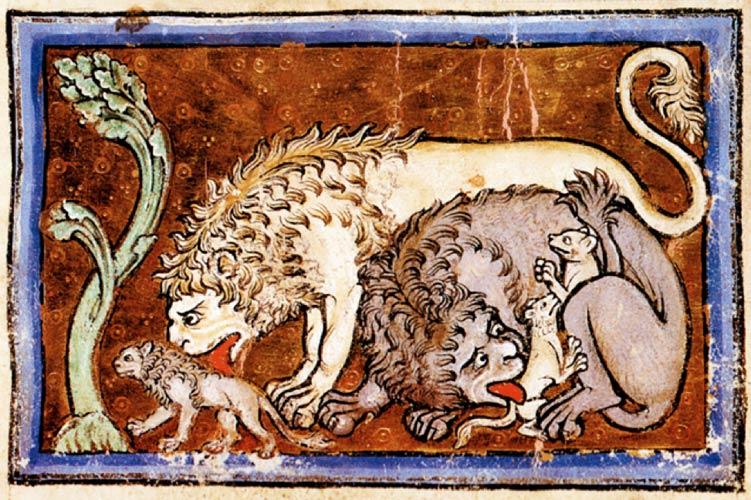 I tre giorni del leone