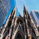 La cattedrale di San Patrizio, un gotico americano