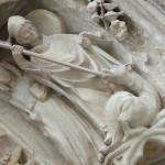 Carnevale, il drago e il santo spodestato