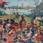 Azincourt, l'autunno della cavalleria feudale
