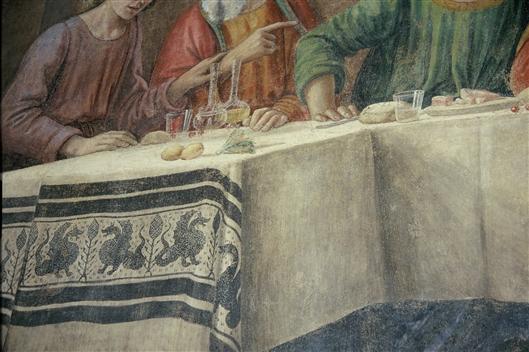 Ultima-Cena-01-F-Firenze-Ognissanti-Ghirlandaio-1449-1494