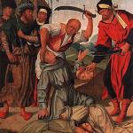I cinque ostinatissimi protomartiri francescani