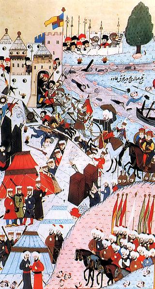 Assedio di Belgrado, 1456.