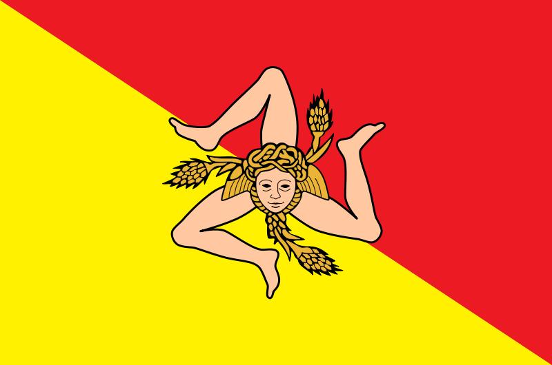 BandieraSicilia