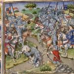 La battaglia di Crécy