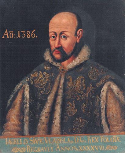 Ladislao II Jagellone, Re di Polonia.