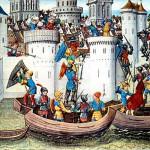 Il saccheggio di Costantinopoli