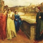 """Beatrice, """"venuta da cielo in terra a miracol mostrare"""""""