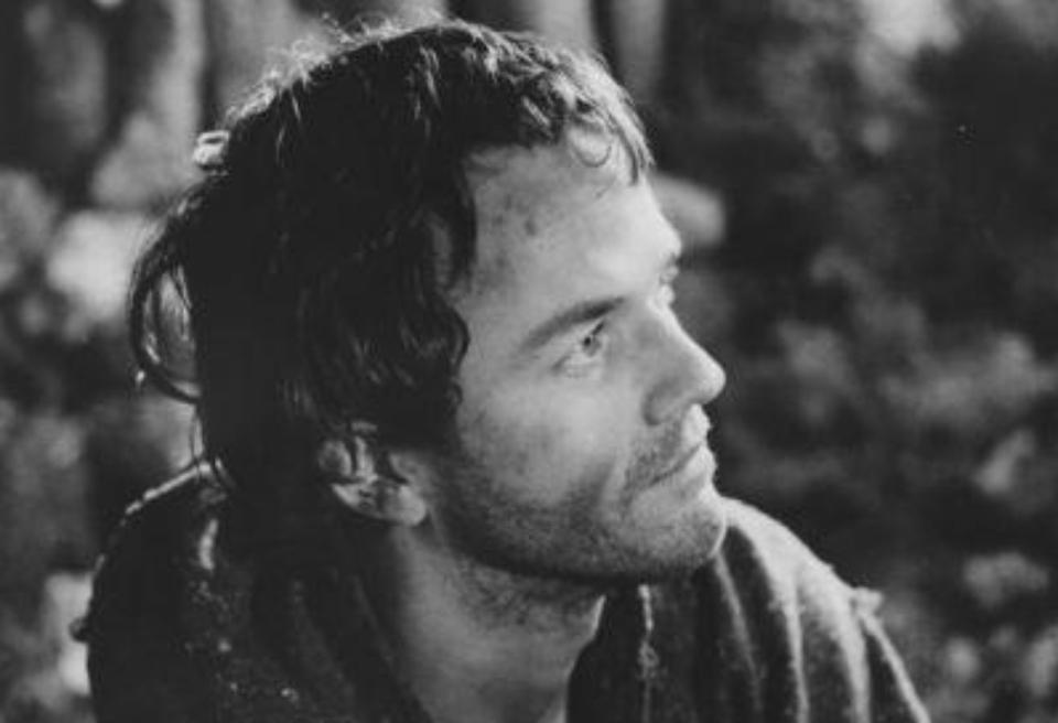 """Lou Castel in """"Francesco d'Assisi"""" del 1966"""