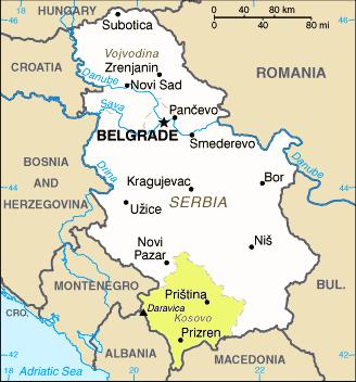 Serbia e Kosovo