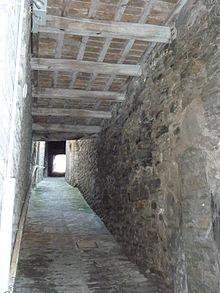 Vicolo coperto di Portico di Romagna