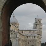 La costruzione della Torre di Pisa