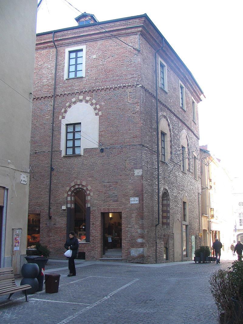 Il Palazzo del Podestà a Asti