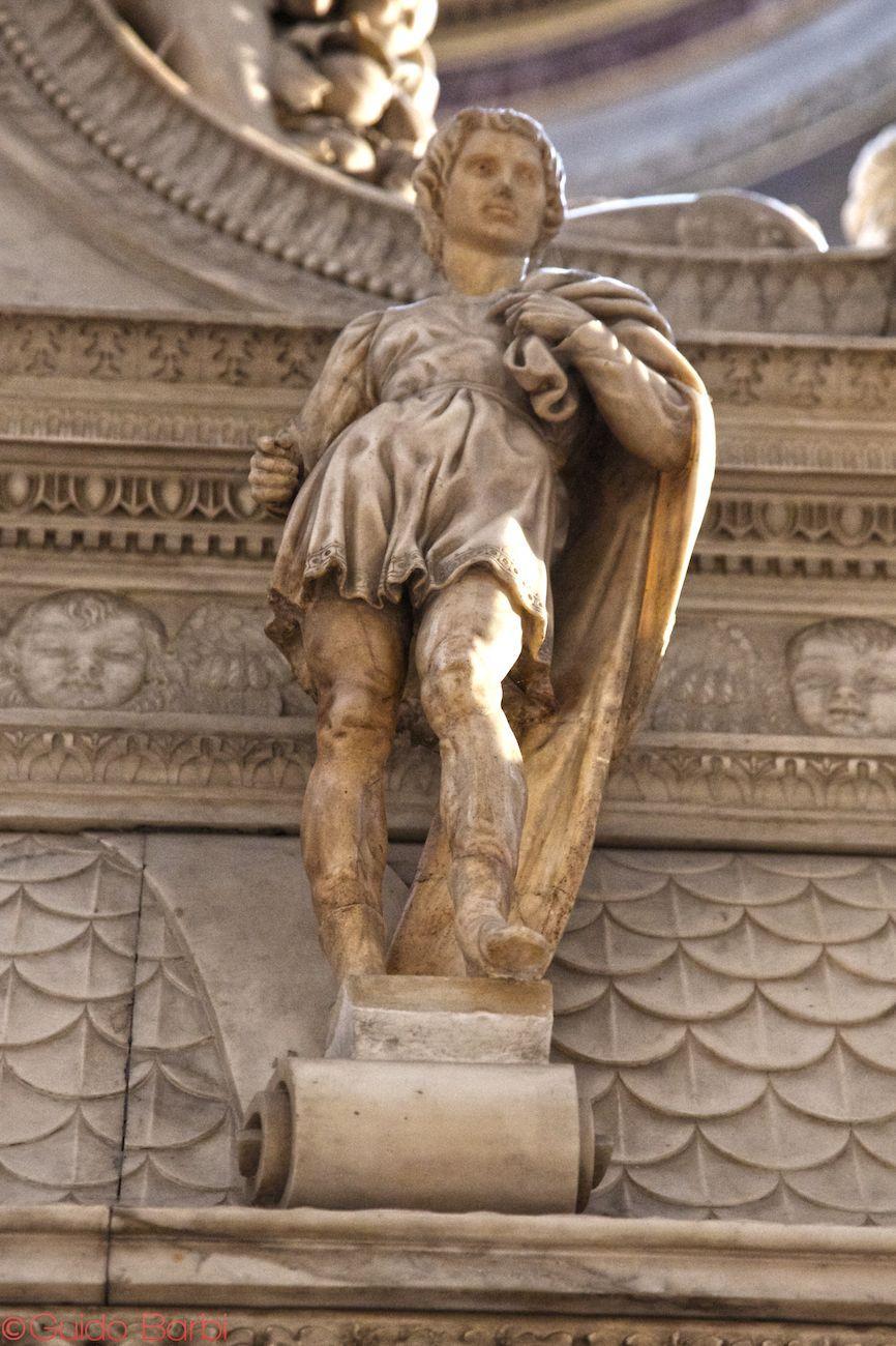 Il San Procolo di Michelangelo scolpito nell'arca della della-Basilica di San Domenico a Bologna