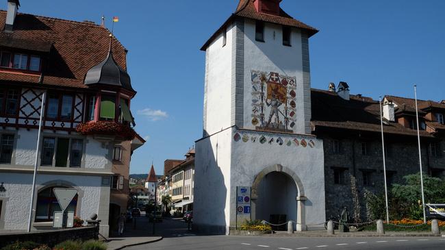 La cittadina di Sempach