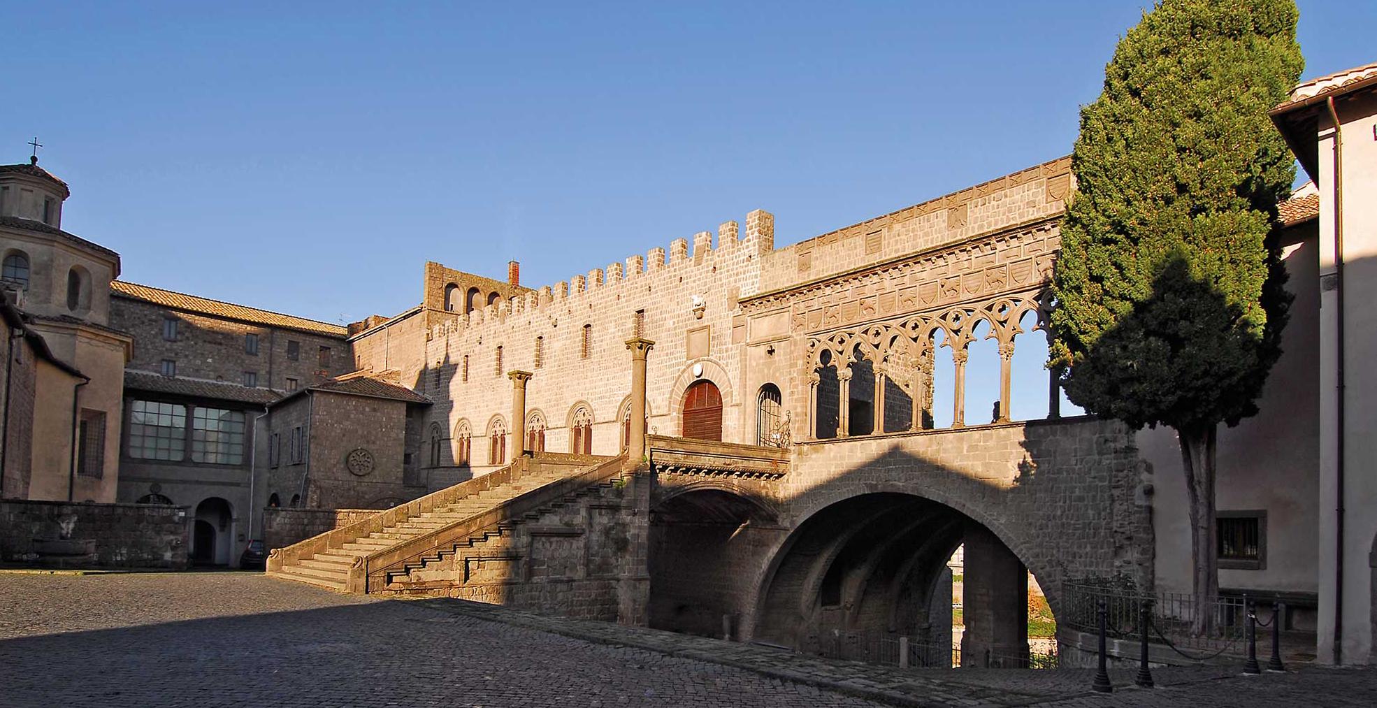 Palazzo dei Papi, Cattedrale di San Lorenzo, Museo del Colle del Duomo