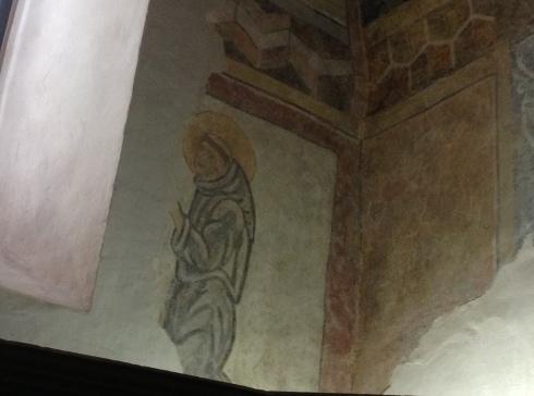 San Francesco in levitazione (foto: umbriatakeaway,com)