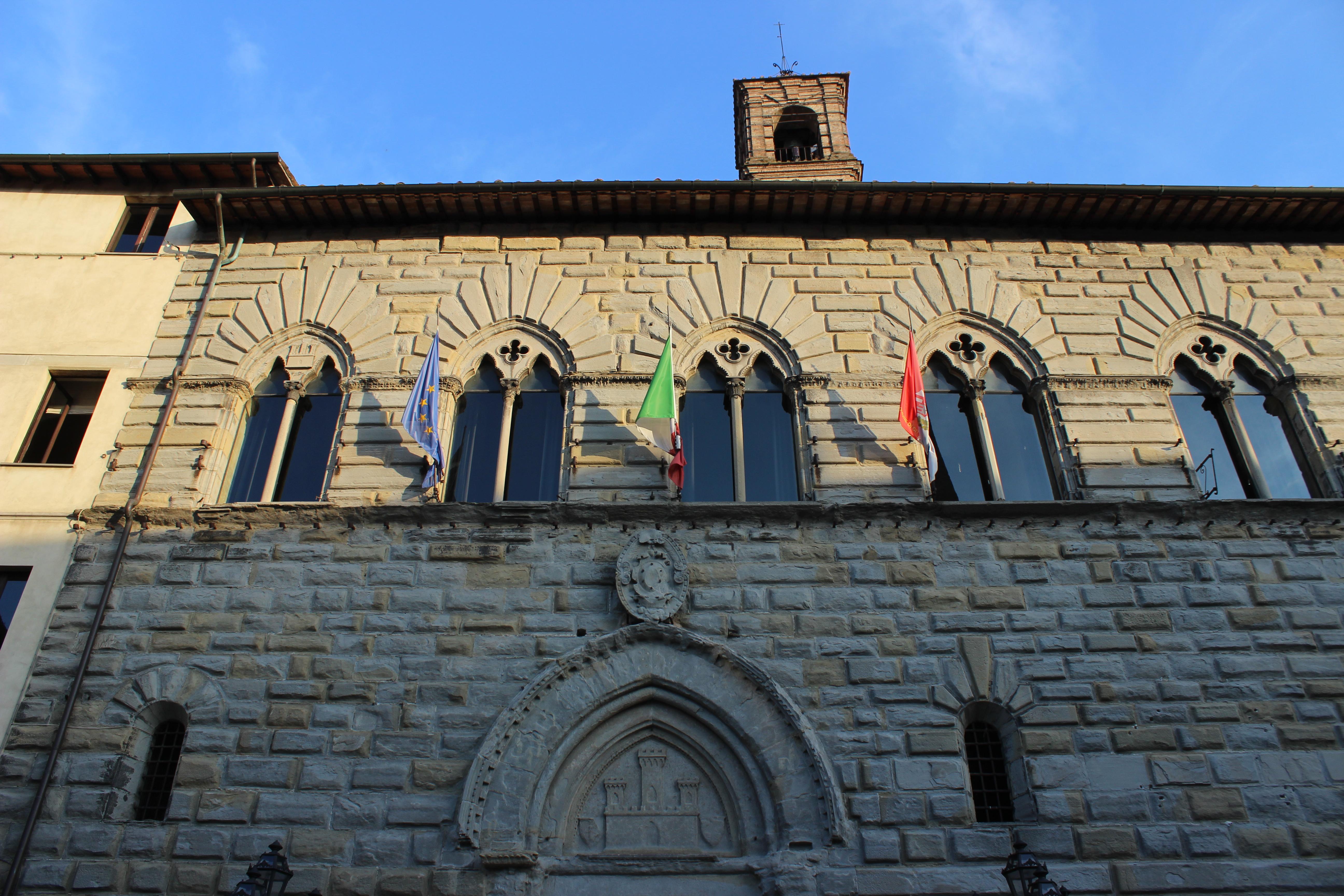 Il Palazzo dei Priori di Città di Castello