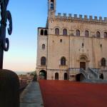 I numeri del Palazzo dei Consoli di Gubbio