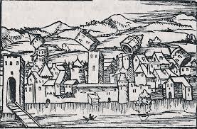 I crolli di un terremoto medievale