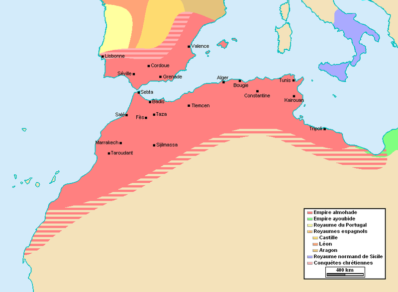 Il califfato Almohade
