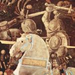 Sotto le mura de L'Aquila finisce il sogno di Braccio