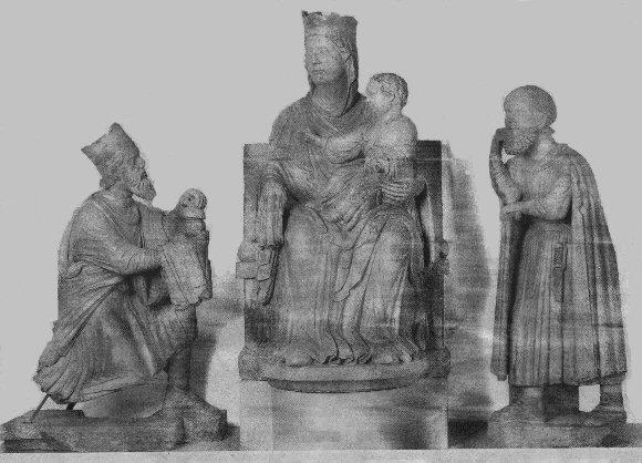 Il presepe del Maestro dei Mesi di Ferrara conservato a Venezia