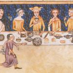 L'assaggio dei piatti