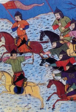 Cavalieri mongoli dell'Ilkhanato