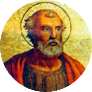 Un'immagine di San Gelasio