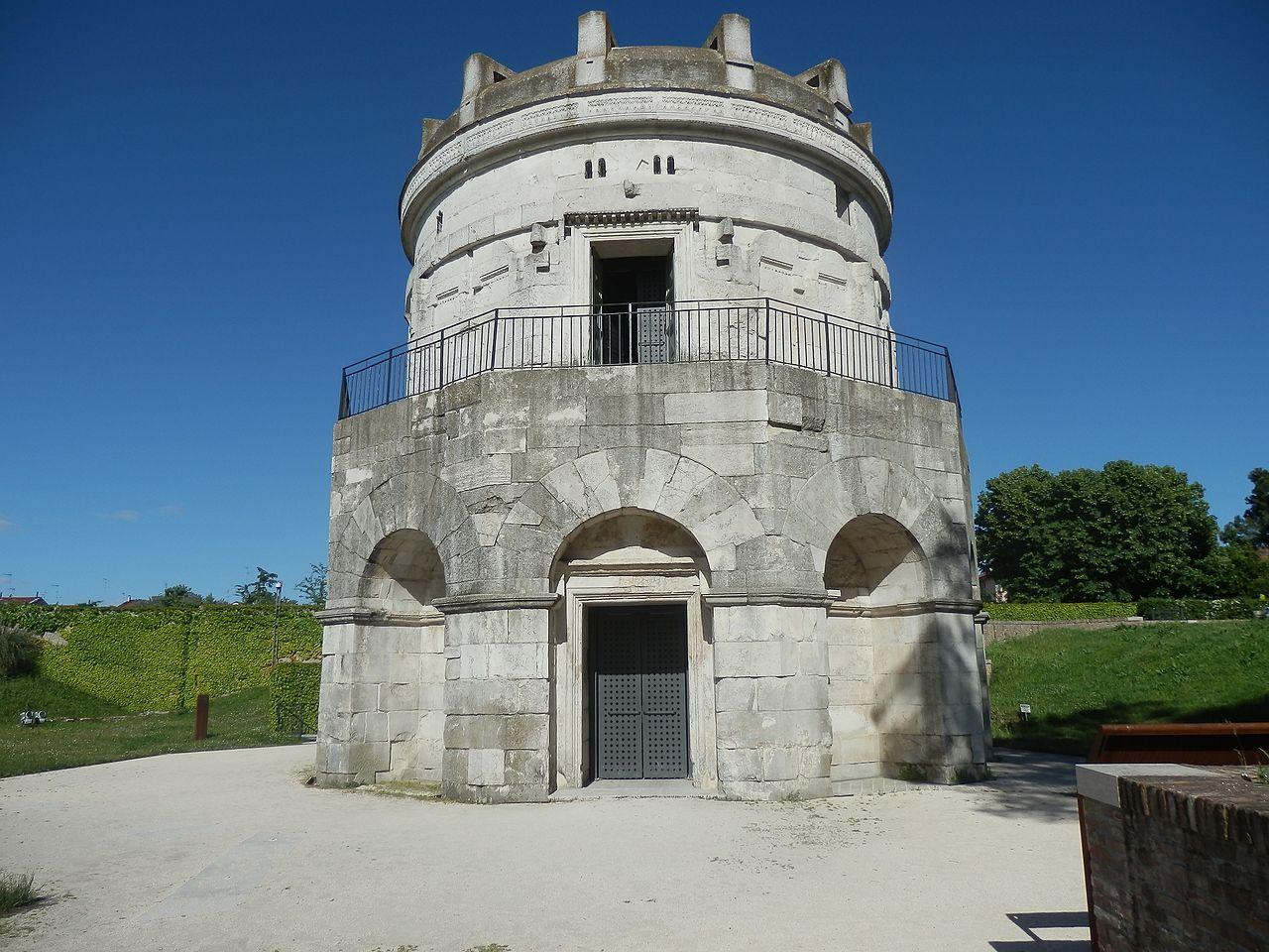 Il mausoleo di Teodorico a Ravenna