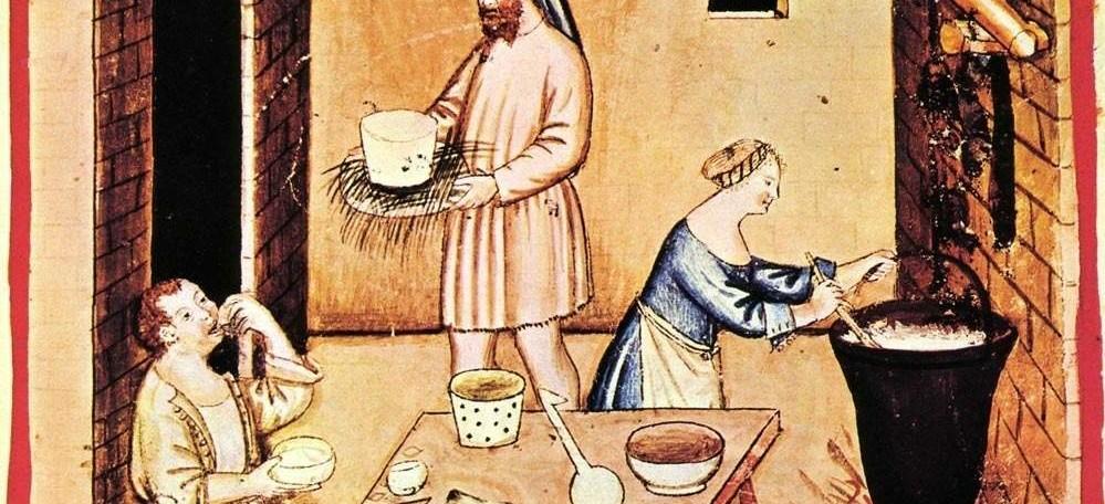 la-preparazione-del-formaggio-tacuinum-sanitatis-xiv-secolo