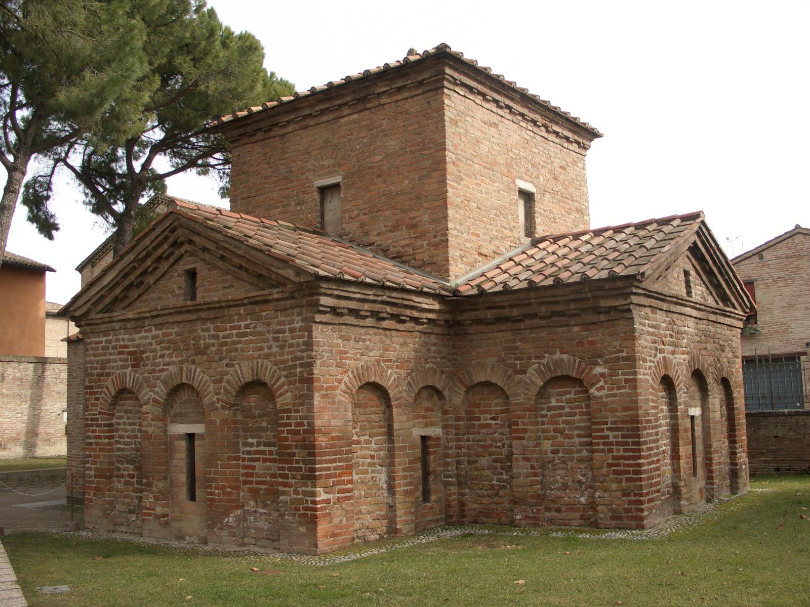 Il mausoleo di Galla Placidia a Ravenna