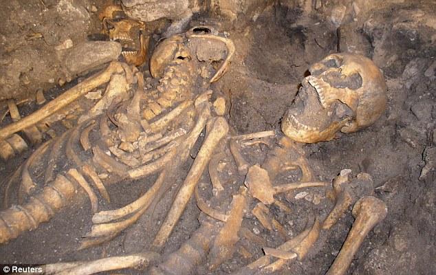 scheletri towton