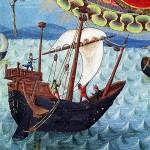 La battaglia della Meloria, la Superba doma Pisa